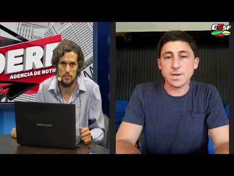 Paco Garibaldi: Los santafesinos tenemos que trabajar en red