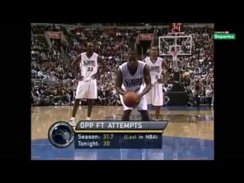 Philadelphia 76ers - Orlando Magic [2000/01 Regular Season]