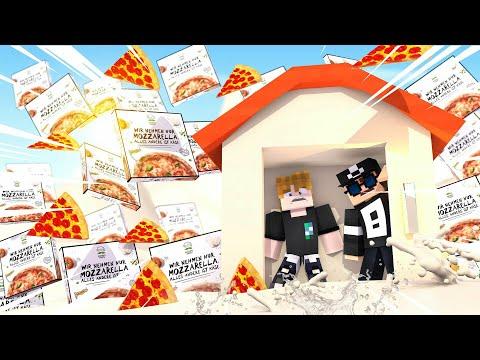 LUCA PIZZA TSUNAMI VS PIZZA BASE