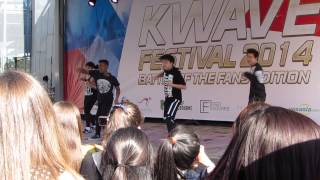 [LIVE] C-Clown - Justice - Dance Cover (darrentp