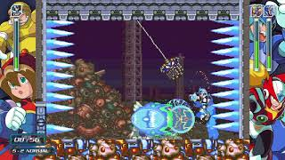X Challenge Stage 5 - Mega Man X Legacy Collection