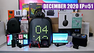 Coolest Tech of the Month DEC 2020  - EP#51 - Latest Gadgets You Must See!