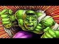 MARVEL Superheroes - List of Hulk video games