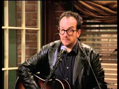 Elvis Costello sings Rolf`s `Tie me...