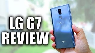 LG G7 ThinQ Review: It