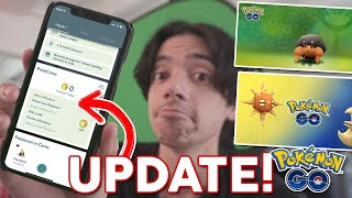 NEW COIN SYSTEM UPDATE + BUG OUT & SOLSTICE EVENT DETAILS (Pokémon GO)