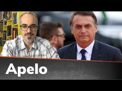 URGENTE: UM APELO AO PRESIDENTE BOLSONARO