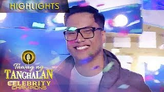 Brenan Espartinez wins as TNT Celebrity Champion of the day | Tawag ng Tanghalan