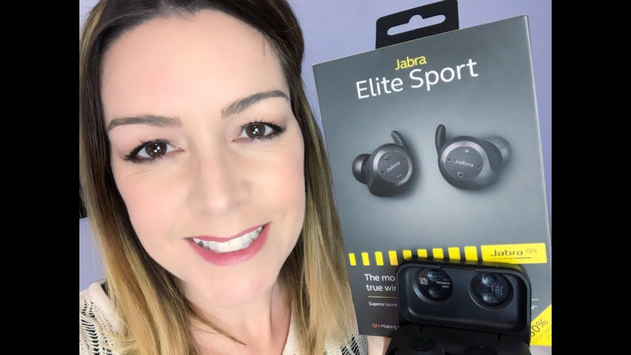 a8f2414d8a3 Jabra Elite Sport truly wireless headphones review - YouTube