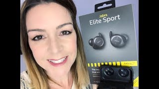 Jabra Elite Sport truly wireless headphones review