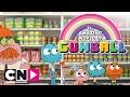 Удивительный мир Гамбола   Ярость   Cartoon Network