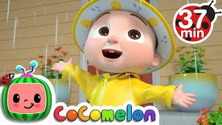 Yes Yes Dress For The Rain  + More Nursery Rhymes & Kids Songs - CoComelon
