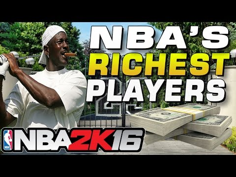 NBA's Top 13 Richest Players Challenge