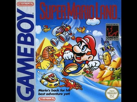 Super Mario Land - Nintendo GameBoy - Unboxing, Overview + Gameplay #11