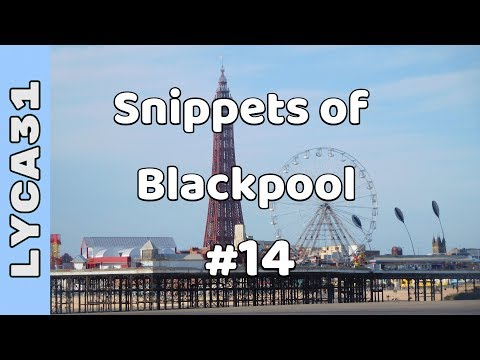 Snippets Of Blackpool #14 Abingdon Street Post Office.