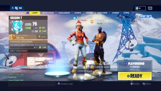 Fortnite Battle Royal The Christmas Skin Duo Is Back