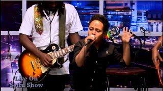 Seifu Fantahun : Dawit Alemayehu - Ha Lemene ሀ ለምኔ Live on Seifu Show