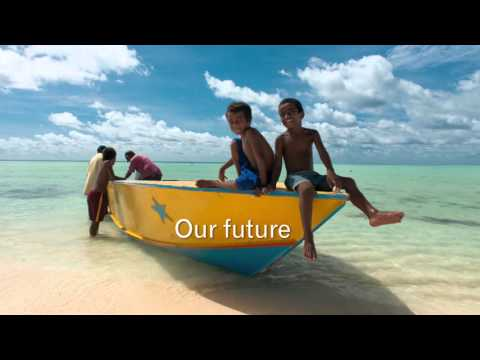 Pacific Ocean Commissioner's Message on Climate Change and Oceans