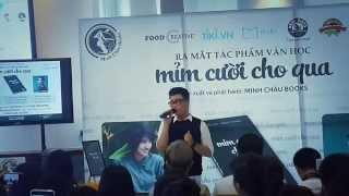 [Live] Mỉm Cười Cho Qua - Hamlet Trương (Họp báo ra mắt sách)