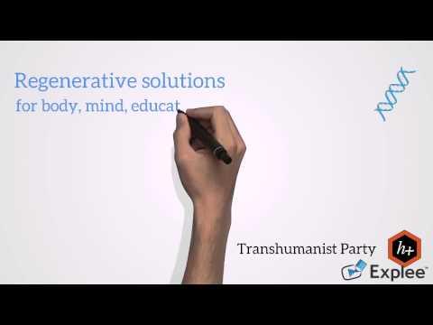 Transhumanist Party - Transcending human limitations