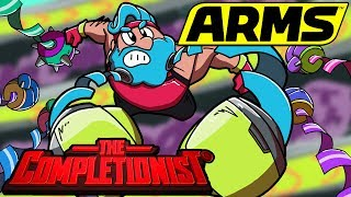 ARMS | The Completionist
