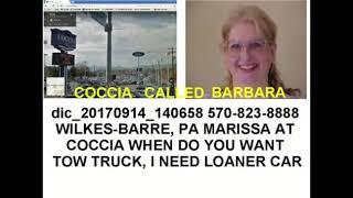 8) 2017-09-14 14:06:58 COCCIA CALLED BARBARA