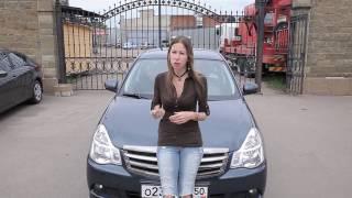 видео Nissan Almera | Проверка и регулировка зазоров в механизме привода клапанов | Ниссан Альмера