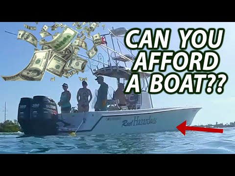 An in Depth Look at the Cost to Owning an Offshore Boat