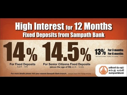 Which Bank Give you Best Interest on your Fixed Deposit 2017.