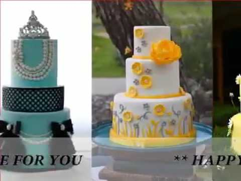 Happy Birthday Wishes Cake Video