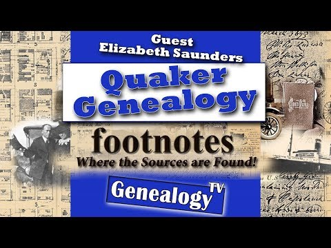 Research Quaker Records For Family History