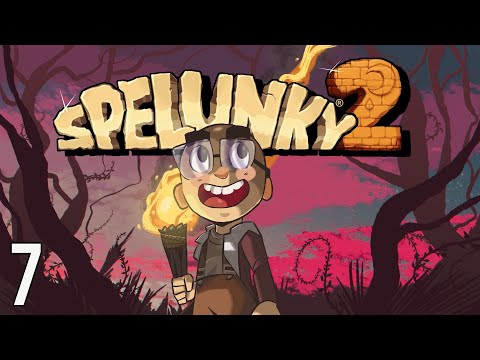 Shoot For The Moon…Something Something Stars | Spelunky 2 (Episode 7)