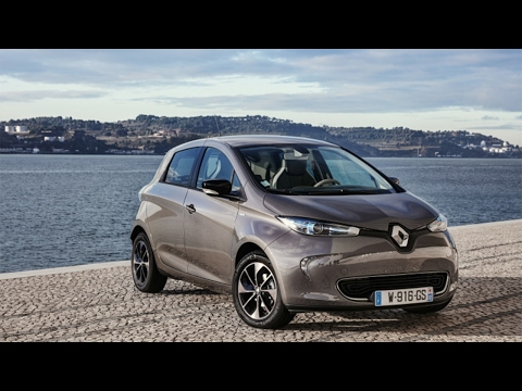 WOW!! 2017 Renault Zoe Ze-40 The Best Electric Car