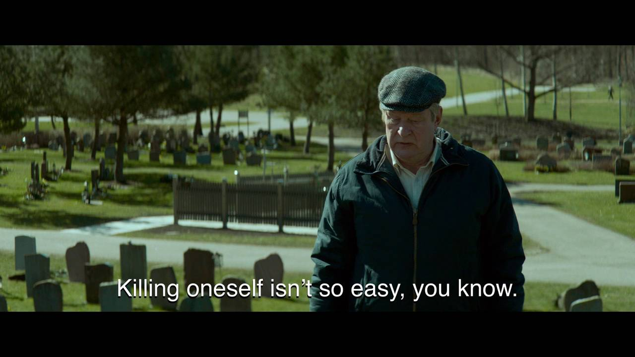 A Man Called Ove Official Trailer Youtube