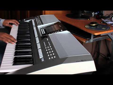 penena nopenena (Athma Liyanage) - Yamaha psr s910