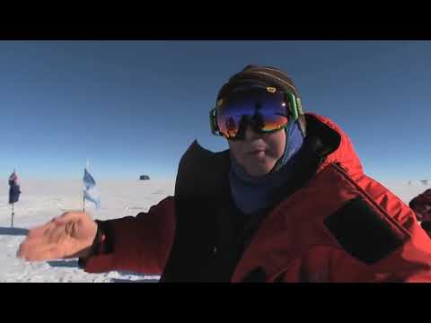 South Pole Debunked   Earth is Flat! (Mirror) thumbnail