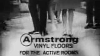 1965 Armstong asbestos tile commercial
