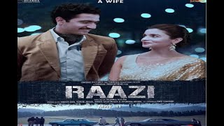 First trailer and posters of Alia Bhatt's film Raazi are out