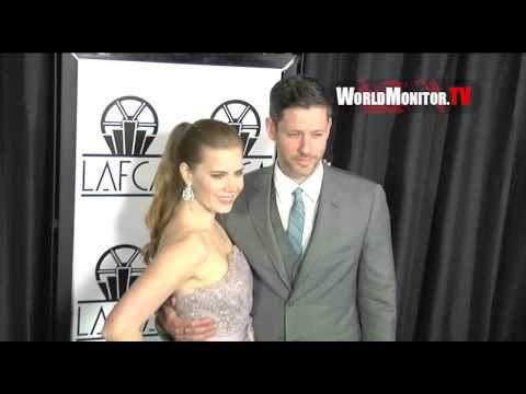 Amy Adams, Darren Le Gallo arrive at 38th Annual LA Film Critics Association Awards
