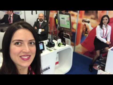 Win Automation Eurasia Fuarı Enkod Bilişim Standı