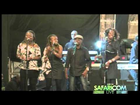 Jimmy Gait - Huratiti (Niko Na Safaricom Live Meru Concert)