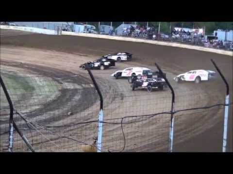 Modified Heat #2 From Portsmouth Raceway Park, 7/27/13.