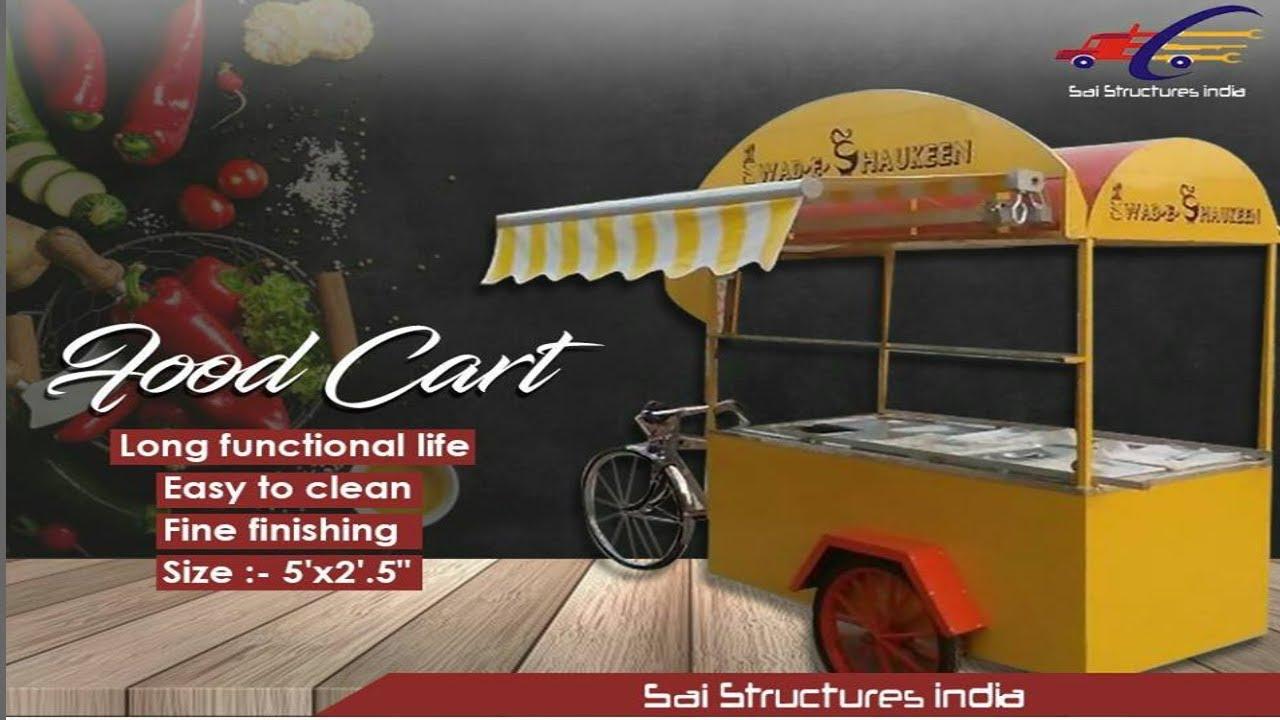 SMALL INVESTMENT BUSINESS BIG PROFIT Rajma ChawalCHHOLE CHAWALKADHI CHAWALSSI FOOD CARTSDelhi