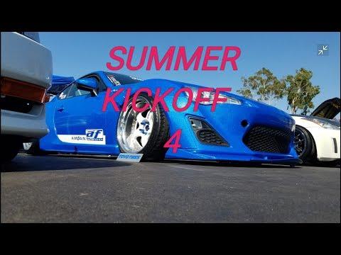 Toyota Of San Bernardino Car Show
