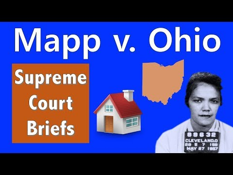 Can The Police Use Evidence They Got Illegally? | Mapp V. Ohio