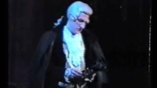 """Un tal baccano in chiesa!"" - Tosca (bar. Stefano Anselmi)"