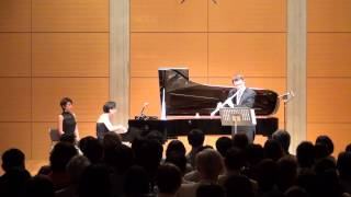 J.S. Bach: Flute Sonata in B Minor, BWV 1030. III. Presto - Allegro