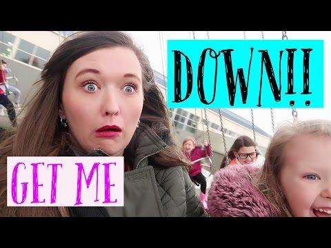 OMG GET ME DOWN!!