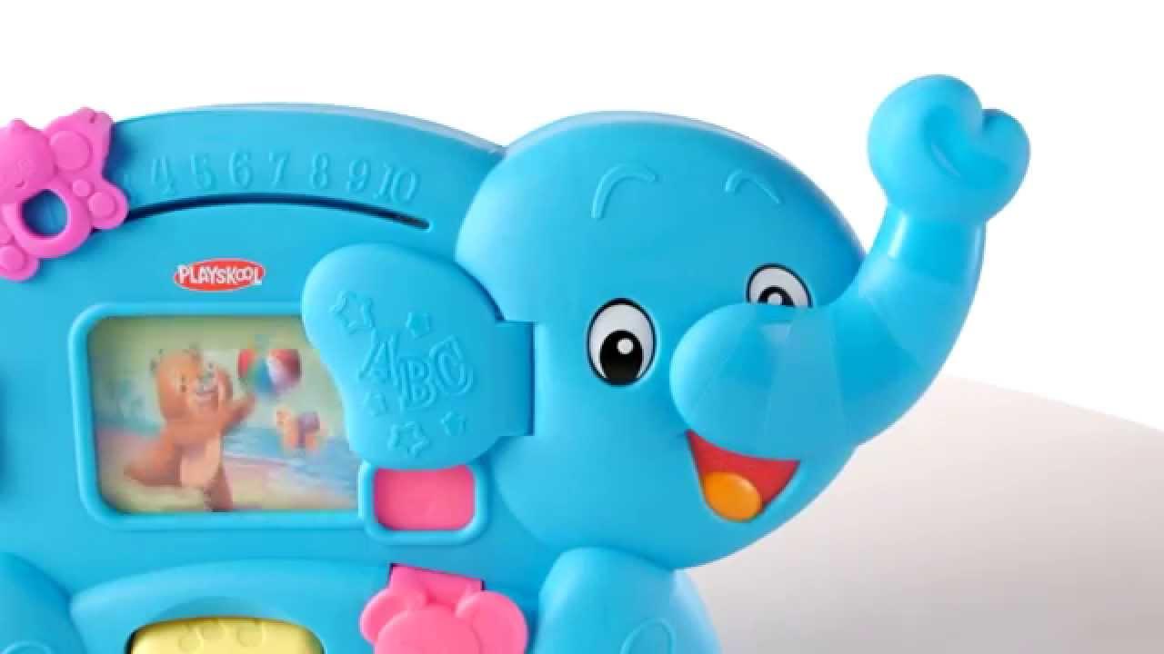 Развивающая игрушка «Слоник» Playskool