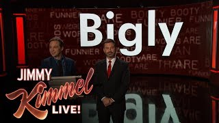 Jimmy Kimmel & Jim Parsons Present the Funniest Words thumbnail